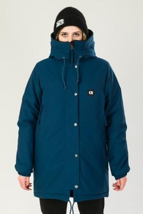 Bluebell 3 Jacket Blue