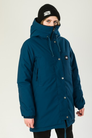 Куртка Женская Зимняя Bluebell 3 Синий