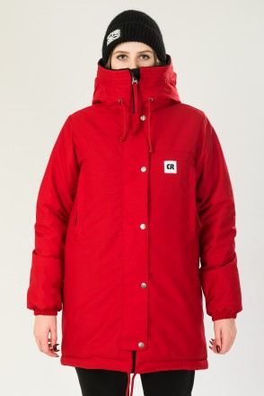 Bluebell 3 Jacket Red