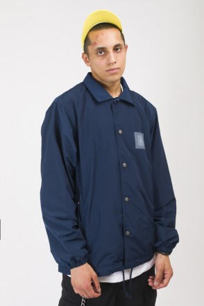 Coach Windbreaker Dark Blue
