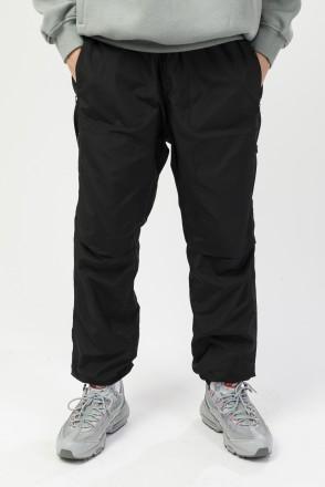 Штаны утепленные Basement Pants Черный