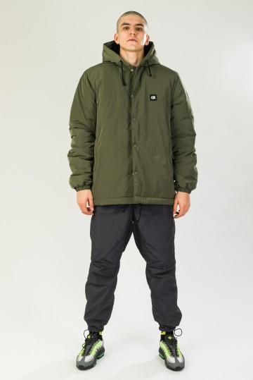 Куртка Winter Coach 2018 Зеленый Болотный