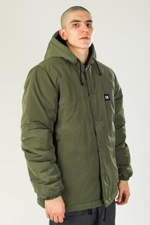 Куртка зимняя Winter Coach 2018 Зеленый Болотный