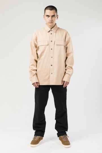 Рубашка Heavy Shirt Хаки