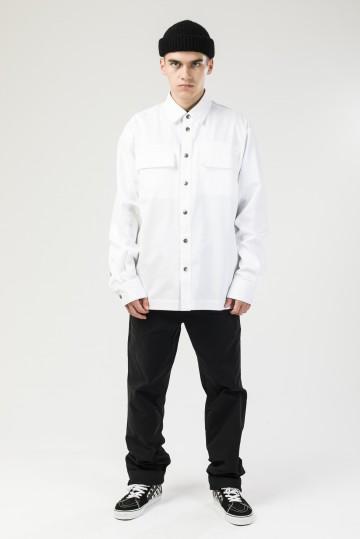 Рубашка Heavy Shirt Белый