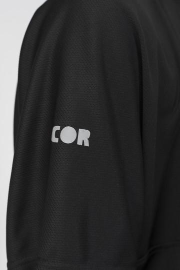 Stage PE COR T-shirt Black/White