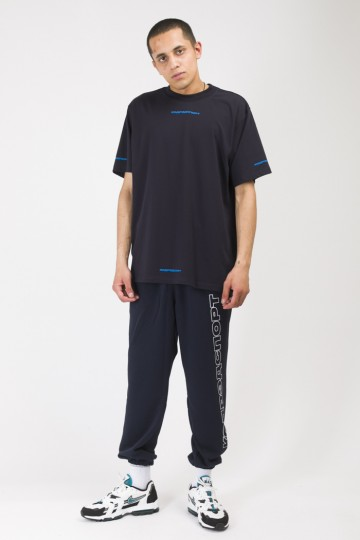 Футболка T-Shirt 6 Sport Синий Чернильный