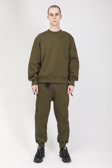 Толстовка Superwide COR Армейский Зеленый Темный