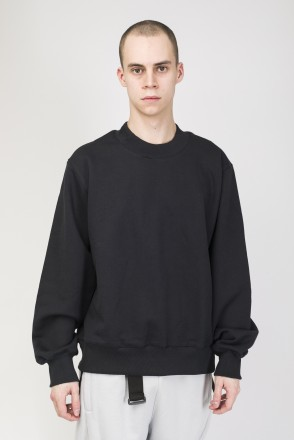 Superwide COR Crew-neck Black