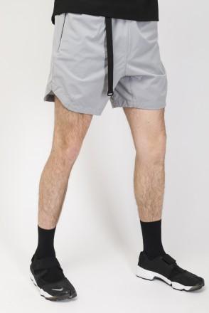 SHO-01 COR Shorts Light Gray