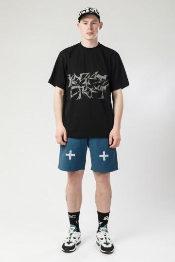 Футболка T-Shirt Stud Acid Font Reflections