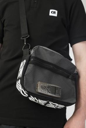 Horizon Bag Reflective Gray