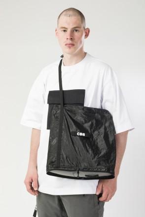Capsule COR Bag Black/Reflective Gray
