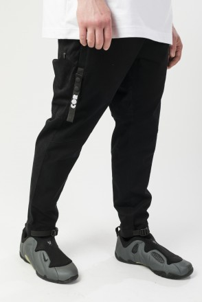 CRP-003 COR Pants Black