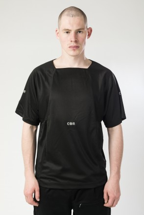 Т2 Air COR T-shirt Black/Black