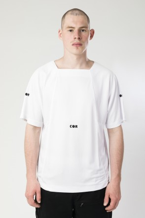 Т2 Air COR T-shirt White/White
