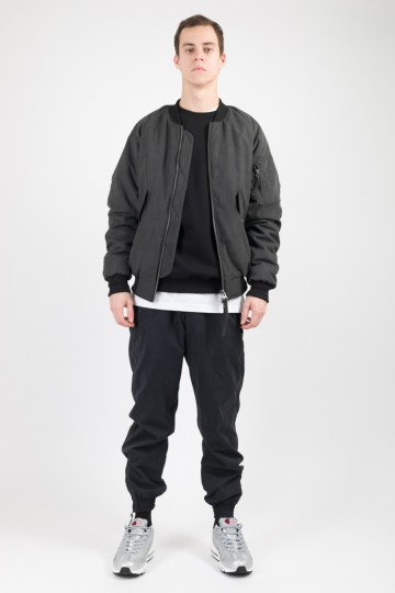 Куртка Bomber Черный
