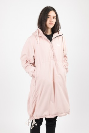 Mob Long Anorak Light Pink