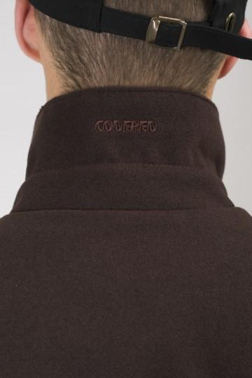 Куртка Coated Coach Коричневый Темный