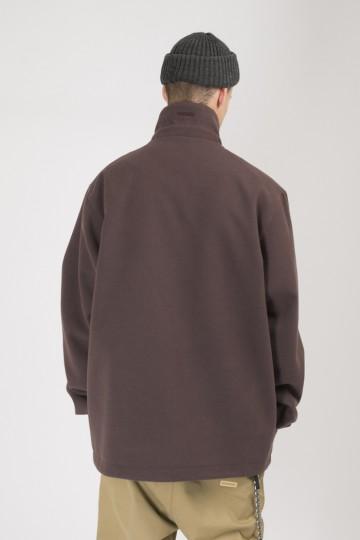 Куртка Coated Coach Серо-Коричневый