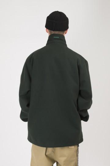 Куртка Coated Coach Зеленый Темный