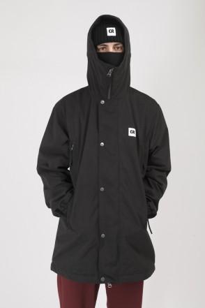 Cover Up 4 Jacket Black Membrane