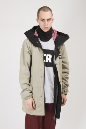 Cover Up 4 Jacket Khaki