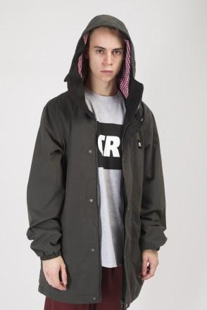 Cover Up 4 Jacket Asphalt