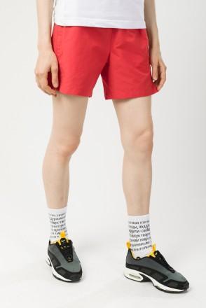 Coast Shorts Red