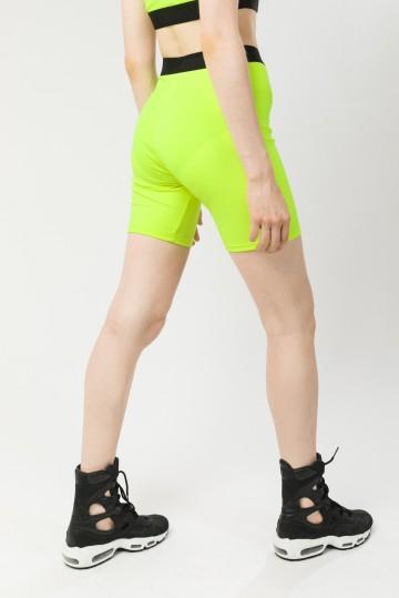 Женские шорты Unders Lady Неон Лайм