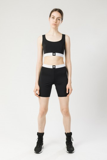 Женские шорты Unders Lady Черный