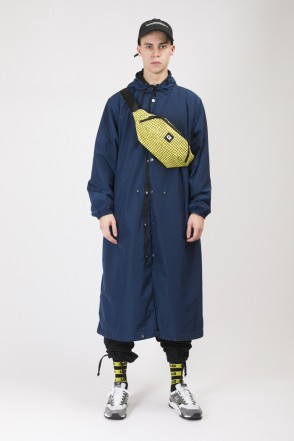 4 Coat Raincoat Dark Blue
