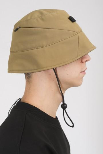 Bucket COR Hat Dark Khaki