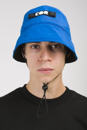 Bucket COR Hat Cornflower Blue