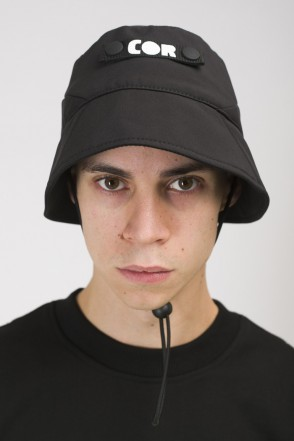 Bucket COR Hat Black