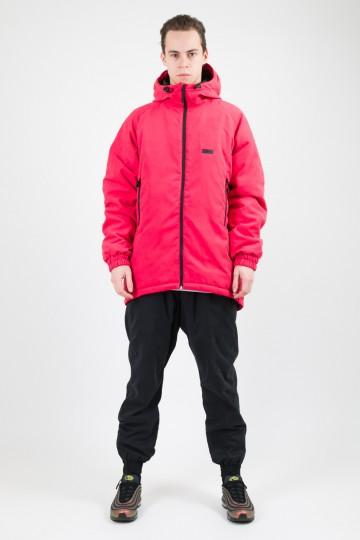 Куртка Nib 2 Красный Винтаж Микрофибра