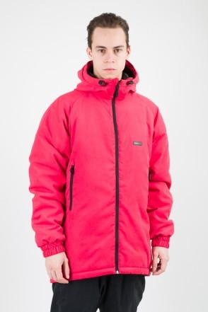 Nib 2 Jacket Vintage Red