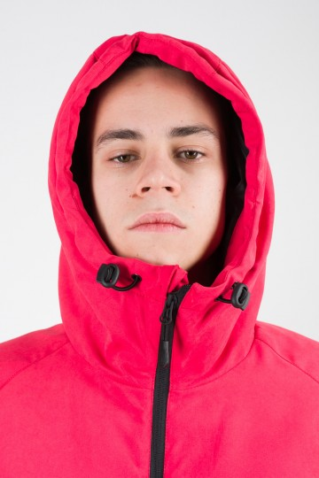 Nib 2 Jacket Vintage Red