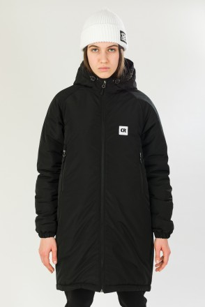Nib Lady 2 Jacket Black