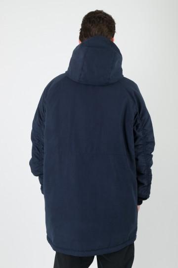 Nib 2 Jacket Ink Blue Microfiber
