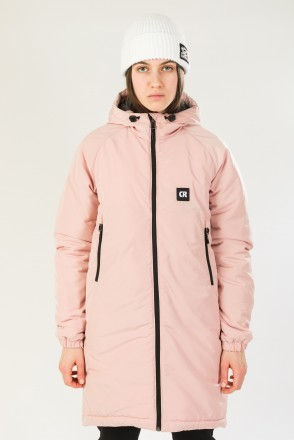 Nib Lady 2 Jacket Light Pink