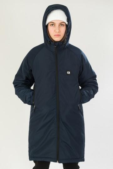 Куртка зимняя Nib Lady 2 Синий Чернильный