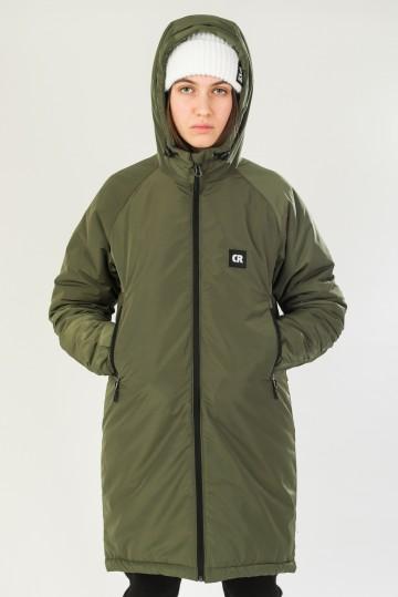 Куртка зимняя Nib Lady 2 Болотный