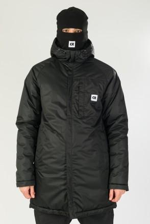 Straight Jacket Black