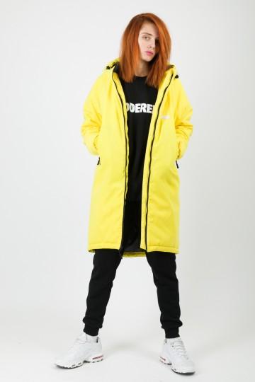 Куртка Nib Lady Желтый Светлый Микрофибра