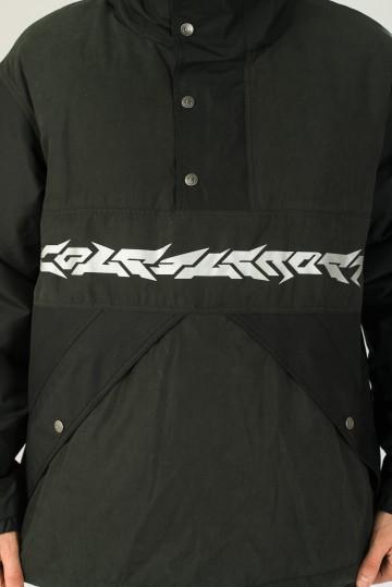 Анорак Superblaster 2001 Черный/Черный
