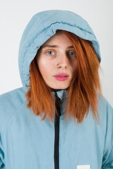 Куртка Nib Lady Голубой Микрофибра