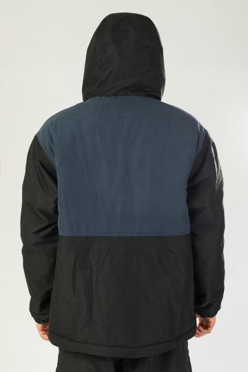 Анорак Superblaster 2001 Черный/Синий Темный