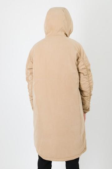 Куртка Nib Lady Бежевый Микрофибра