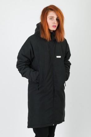 Nib Lady Jacket Black Microfiber